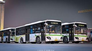 Shanghai Daewoo bus BC211+Alli…