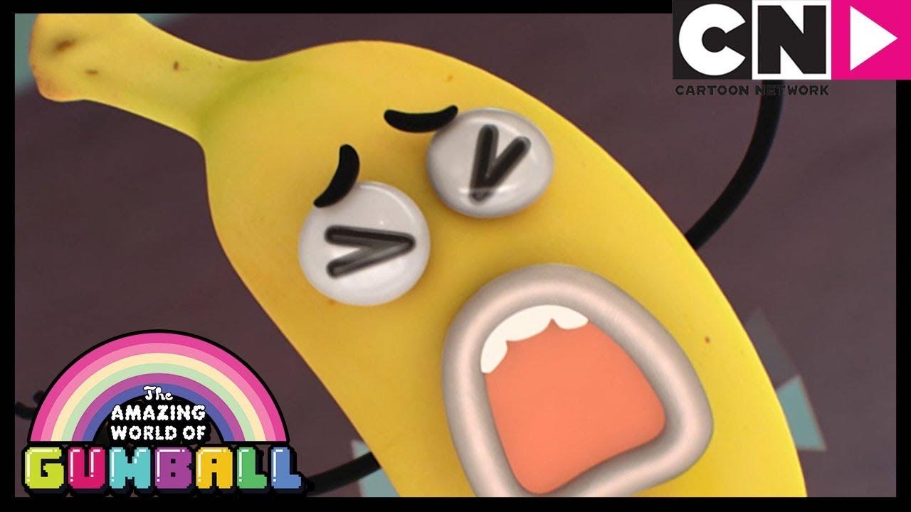Gumball Türkçe   Muz   çizgi film   Cartoon Network