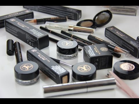 Anastasia beverly hills brows makeup product review recommendations tips