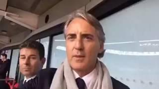 رياضة  بالفيديو.. مانشيني يدعم السيتي أمام أرسنال