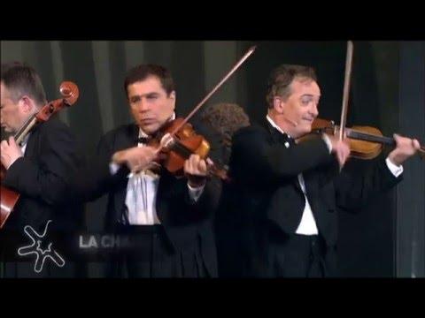 Le Quatuor, Grand Prix de l'humour – Grands Prix Sacem 2015