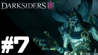 Darksiders 3 Walkthrough Gameplay Part 7 – PS4 PRO 1080p Full HD – No Commentary