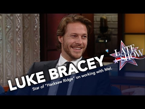 Australian Luke Bracey Plays A Brooklyn Boy In 'Hacksaw Ridge'