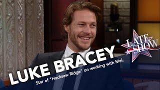 Australian Luke Bracey Plays A Brooklyn Boy In 'hacksaw Ridge'
