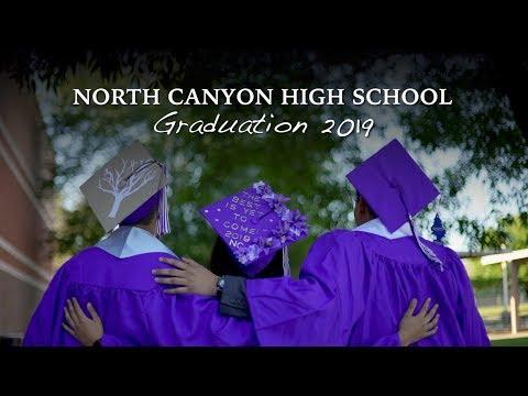 North Canyon High School Graduation 2019