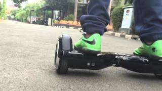 hoverboard segway swagway monorover ihawk review unboxing indonesia