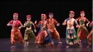 Rahul Yates - Bharata Natyam 6/08/13 - Shakti Sahita Ganapathim