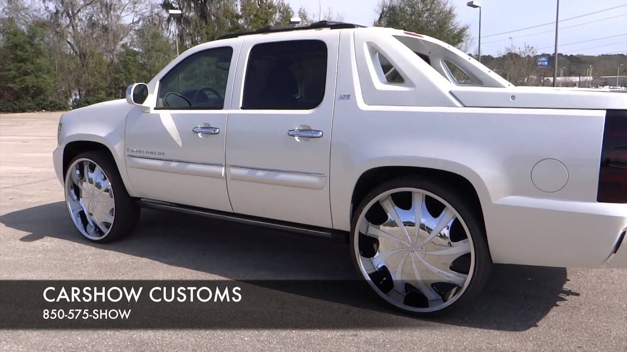 Avalanche On 28s New Car Update 2019 2020