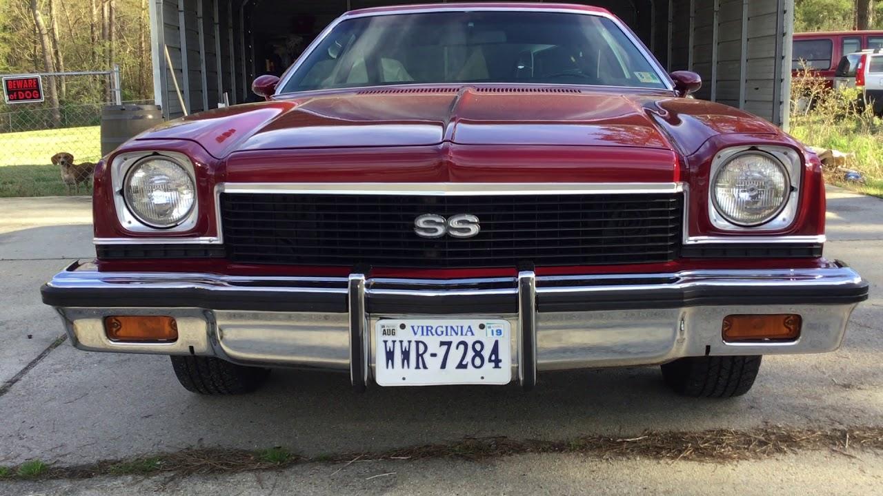 Single-Family-Owned 1973 Chevrolet Chevelle Malibu SS