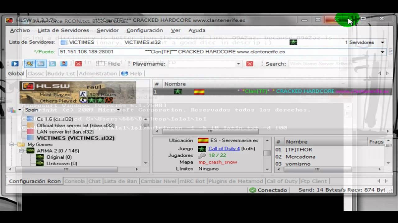 Rcon tool for mac