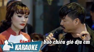 [KARAOKE] LK Con Đường Mang Tên Em - Quang Lập & Lâm Minh Thảo