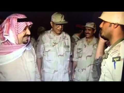 سمو الامير عبدالرحمن بن عبدالعزيز ايام حرب الحوثيين 2009