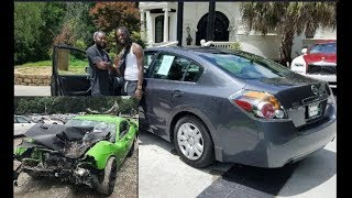 Offset Buys Man Who Rescued Him From Car Crash A New Car! Man Was Walking To Work At Time Of Wreck