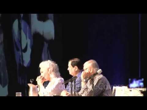 FULL HD Batman 66 TV Reunion Panel Adam West Julie Newmar Burt Ward Phoenix Comicon June 7, 2014