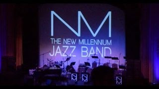 The New Millenium Jazz Band at the Suffolk Theater