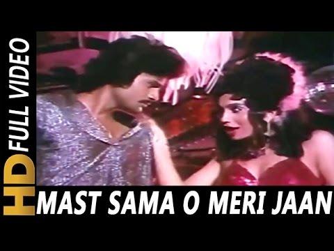 Mast Sama O Meri Jaan | Asha Bhosle | Dil Tujhko Diya 1987 Songs | Suresh Oberoi, Aruna Irani