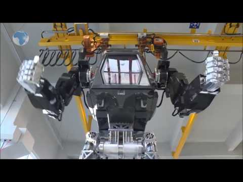 Real Life Avatar Like Manned-Robot AKA Project Method 1 & 2