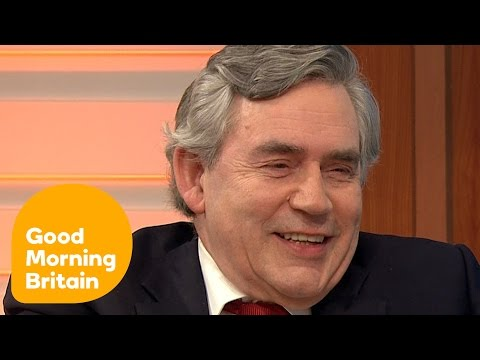 Gordon Brown On Why He Thinks Britain Is Stronger In The EU | Good Morning Britain
