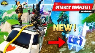 * NEW * GETAWAY BOEFJES!! -Fortnite Battle Royale with Wouter (English)