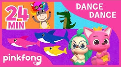Baby Shark and more | +Compilation | Dance Dance | Pinkfong Songs for Children