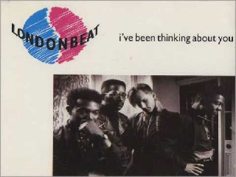 Londonbeat - I've Been Thinking About You 1995