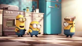 Nestle Koko Krunch | Watch the Minions get up to their usual mischief!