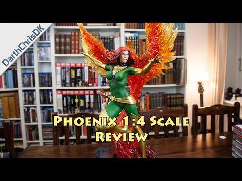 Review: Jean Grey - Phoenix 1:4 Scale Statue (XM Studios)
