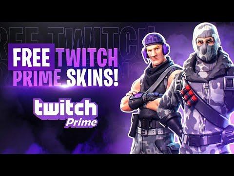 Comment Avoir Twitch Prime Fortnite | Fortnite Aimbot