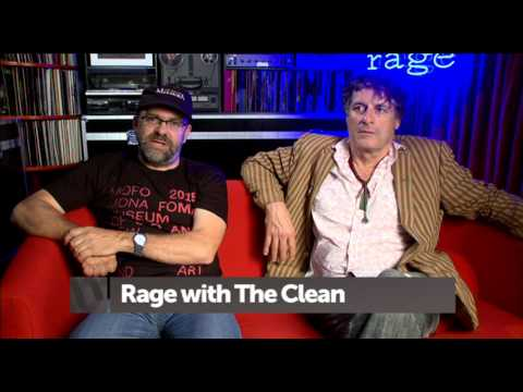 The Clean guest programs Rage Saturday 5th December on ABC