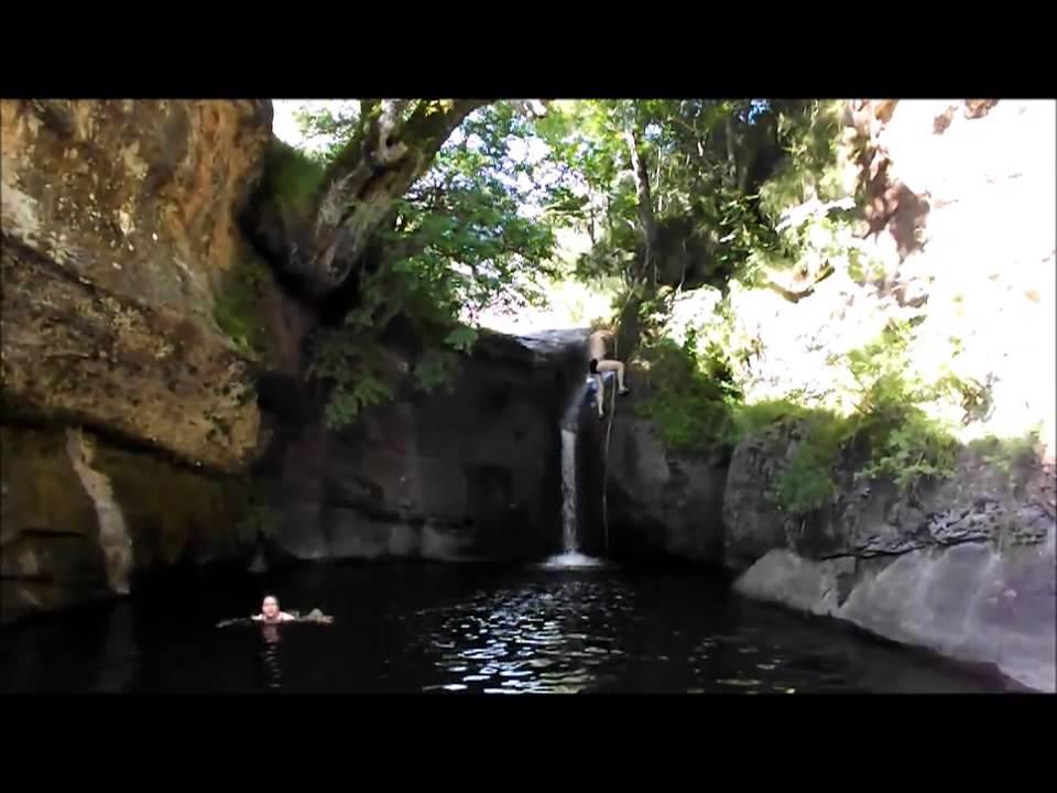 Ba o en el pozo merino bra osera 25 de julio de 2013 - Banos de mula el pozo ...