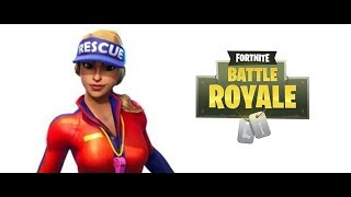 MITEI WITH LIFE-SAVING SKIN (FORTNITE-BATTLE ROYALE)