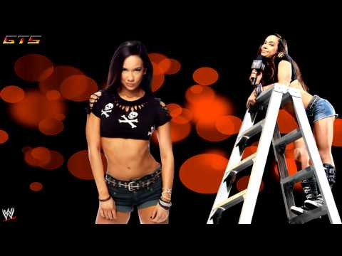 """2012: AJ Lee - WWE Theme Song - """"Let's Light It Up"""" [Download] [HD]"""