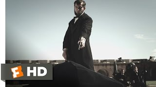 Abraham Lincoln vs. Zombies (2/10) Movie CLIP - Only in the Head! (2012) HD
