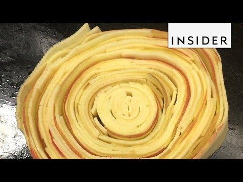 Giant Apple Tarte