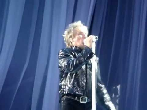 ROD STEWART - I DONT WANT TO TALK ABOUT IT live LIMERICK 04-07-09 mp3