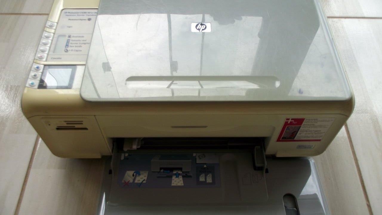DOWNLOAD WINDOWS PARA IMPRESSORA DRIVER 7 HP GRATUITO C4280