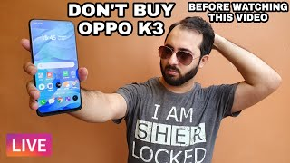 Don't Buy Oppo K3, Samsung A80 & Huawei Y9 Prime 2019 LIVE