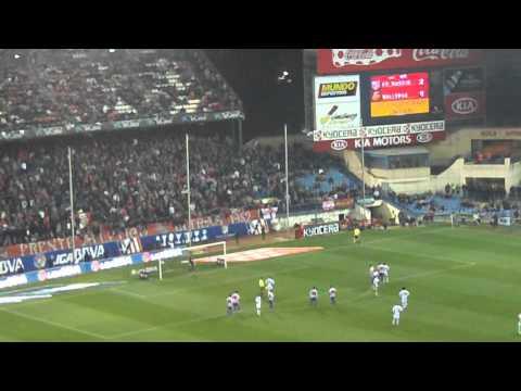 De Gea saving Webó's Penalty - Atlético de Madrid x Mallorca [17/01/2011] HD