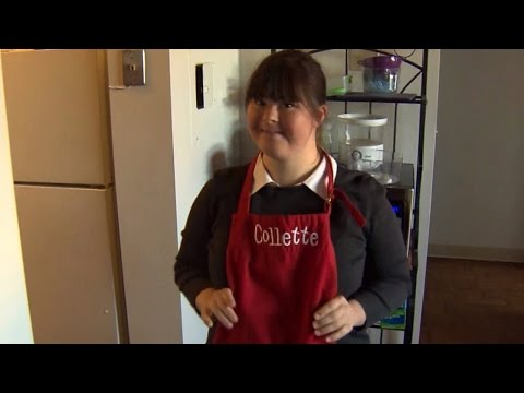 Thumbnail: How This 26-Year-Old Woman With Down Syndrome Built Her Own Cookie Business