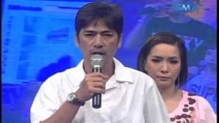 03.06.2009 Announcement - Francis Magalona