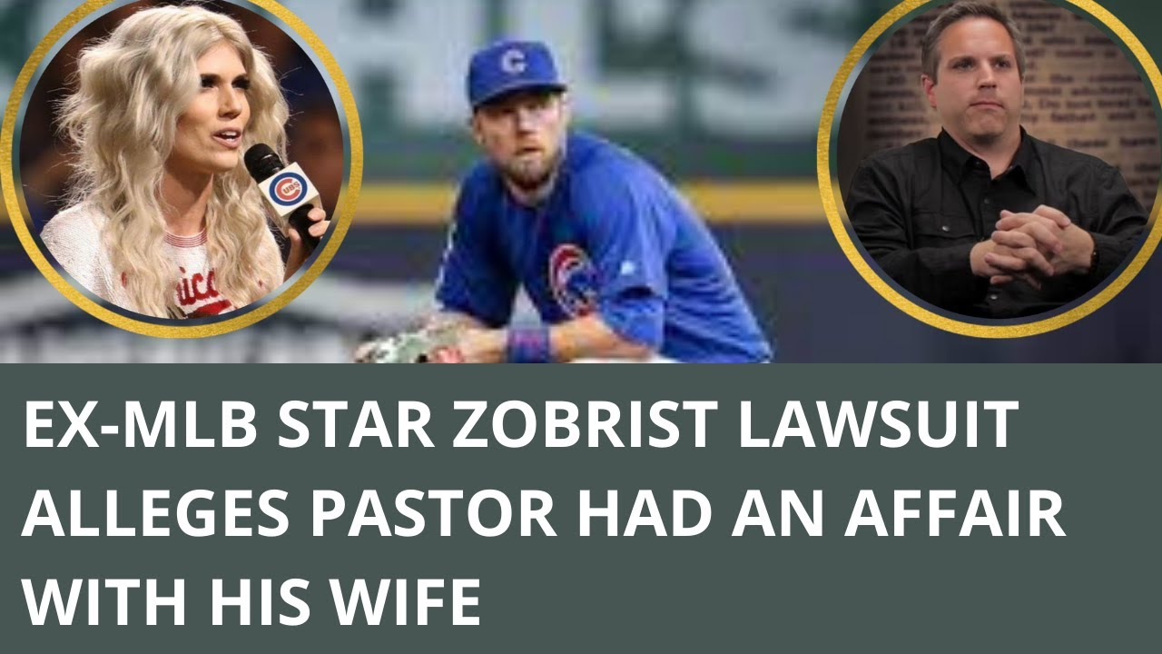 Lawsuit: Former Rays star Ben Zobrist says wife had affair with their ...