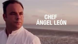 Gambar cover Introducing our Gala Dinner Chef : Angel León