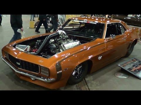 1969 Twin Turbo Camaro 'Sick Seconds'  3350 Horse Power Street Car