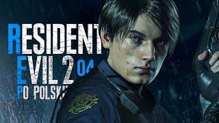 Resident Evil 2 Remake (PL) #4 - Pierwszy boss (Gameplay PL / Zagrajmy w)