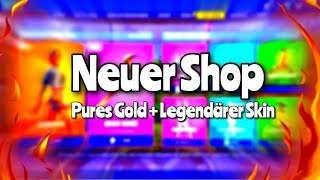 SKIN LEGENDARY new à SHOP🔥Enfin PURES GOLD est de retour !