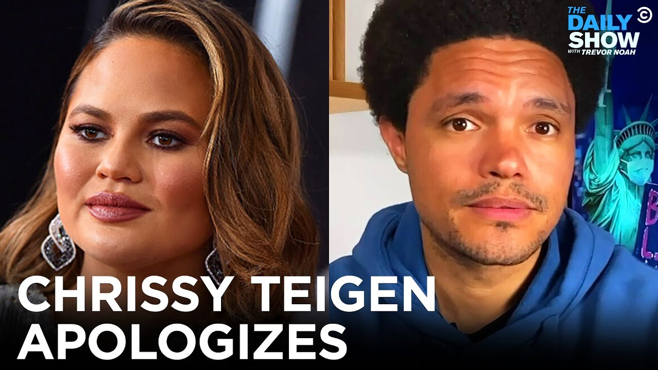 Chrissy Teigen addresses cyberbullying accusations in first TV ...