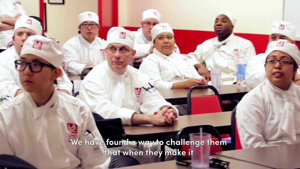 L 39 academie de cuisine transforming cooks into chefs for for Academie de cuisine