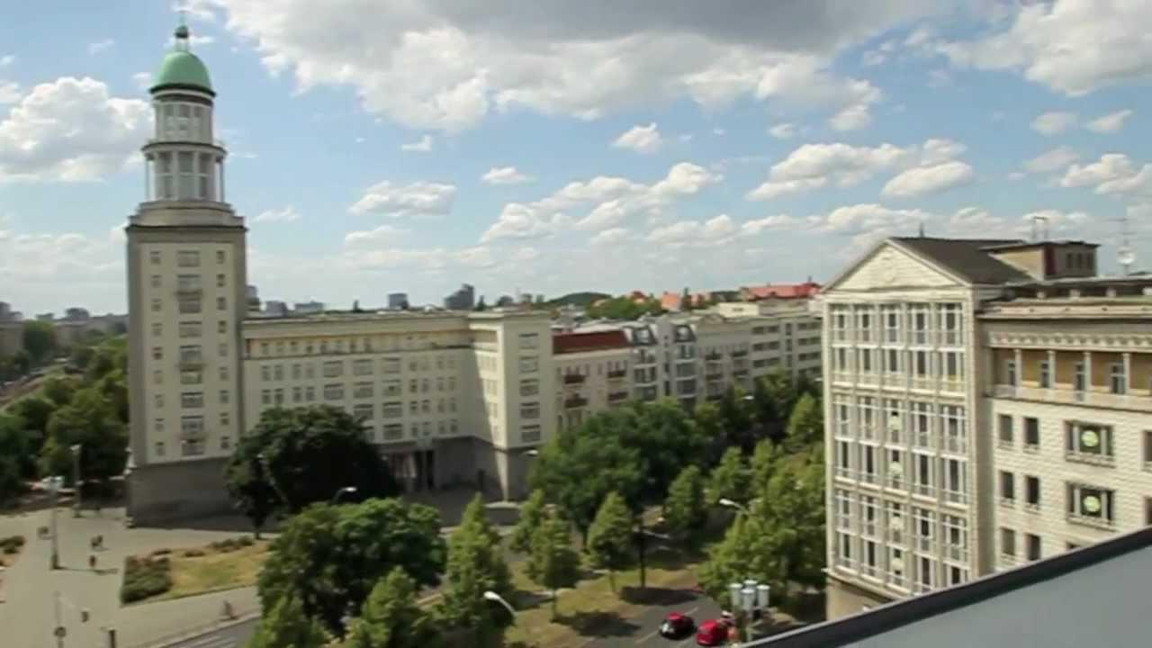 penthouse am frankfurter tor in berlin | kolarski real estate, Innenarchitektur ideen