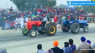 Jaat tractors stunts