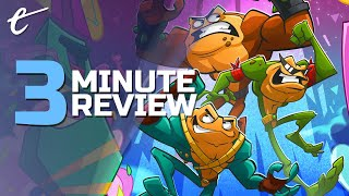 Battletoads | Review in 3 Minutes (Video Game Video Review)